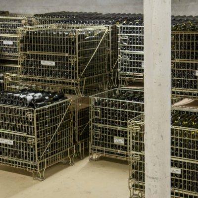 Domaine Pastou, la mise en bouteille